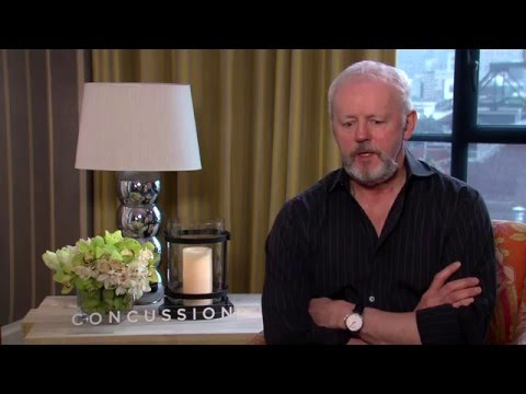 "Concussion: David Morse ""Mike Webster"" Official Interview"