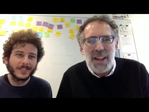Mitch Resnick introduces Scratch to the CodeMOOC community