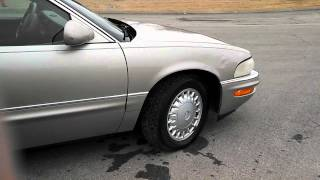 GovDeals: 1997 Buick Park Avenue Ultra