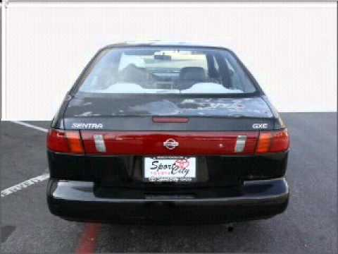 1996 Nissan Sentra - Dallas TX - YouTube