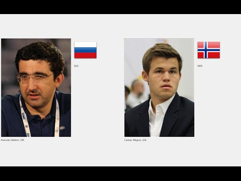 Magnus Carlsen takes down the Berlin (vs Vladimir Kramnik in Shamkir 2015)