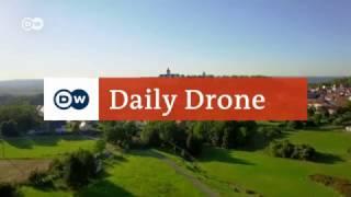 #DailyDrone: Burgen in Deutschland   DW Deutsch