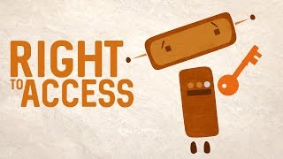 The right to access