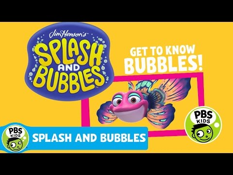 SPLASH AND BUBBLES   Meet Bubbles!   PBS KIDS