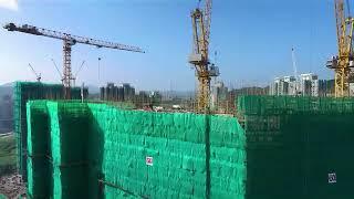 南豐日出康城6期項目:Lp6•航拍