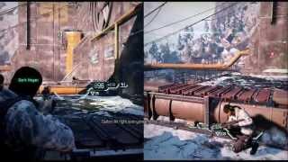 Fuse Demo - Splitscreen Co-op [HD] Playthrough part 1