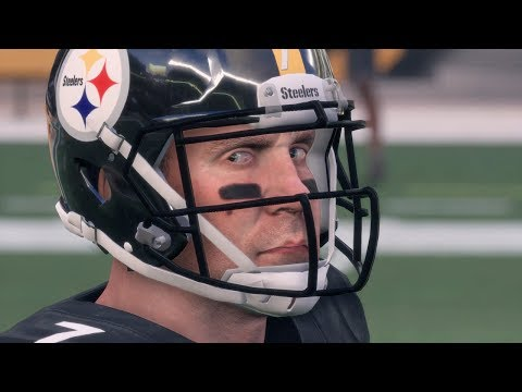Madden 18 Falcons vs Steelers All Pro Gameplay   Play Now Live Matchup