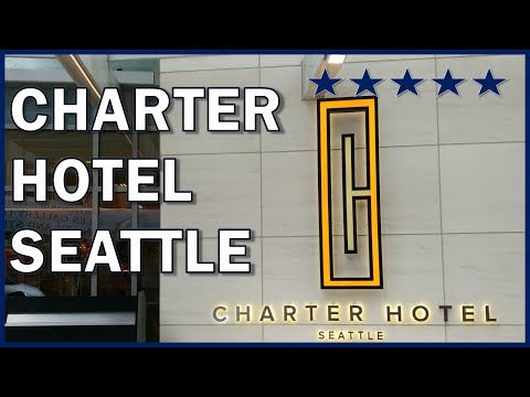 Charter Hotel Seattle   Review!