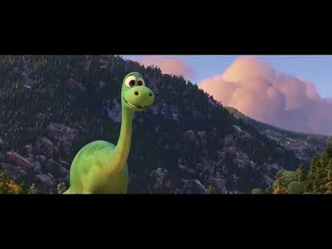 The Good Dinosaur And Spot With Gophers