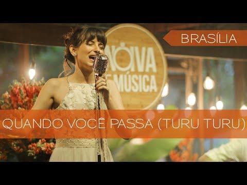 Quando você passa - Turu turu Sandy & Jr  Lorenza Pozza AO VIVO em Brasília