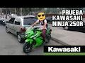 Review ¿Qué tal es la Kawasaki ninja 250R?  Revisado completo