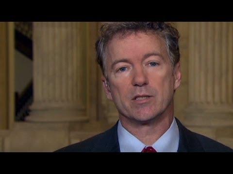 Sen. Paul says NSA surveillance violates 4th Amendment