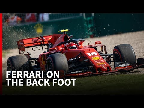 What Went Wrong For Ferrari In The Australian GP
