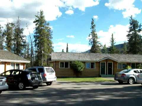 Jasper House bungalows at Jasper