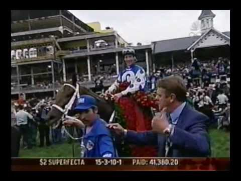 2004 Kentucky Derby - Smarty Jones : Full Broadcast