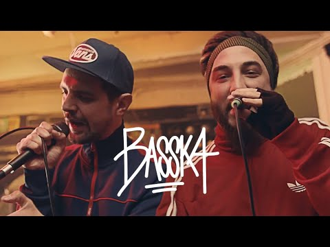 BASSKA - No Bad Vibes (Live Session)