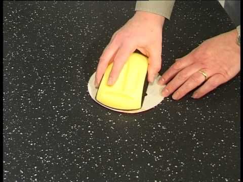 How To Remove Scratches From Your Maia Solid Surface