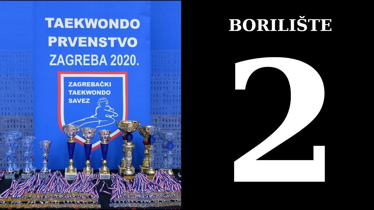 Prvenstvo Zagreba 2020 Boriliste 2 Youtube