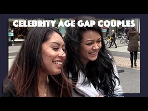 Public Reacts to Surprising Celebrity Age-Gap Couples | Beyonce & Jay Z, Ashton Kutcher & Demi Moore