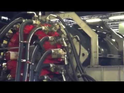 Top Thrill Dragster Engine