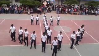 Instrucción Pre-militar XIII Competencia 5to D