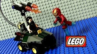 Lego Superheroes Iron Man The Mandarin Marvel The Avengers Iron Man 3 Walt Disney 76008 Juguete