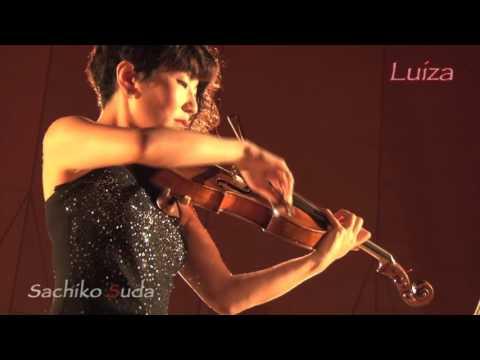 須田祥子 ジョビン ルイーザ Sachiko Suda Jobim Luiza ~ビオラは歌う2