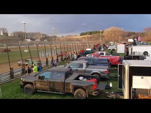 Lafayette county speedway April 27, 2018