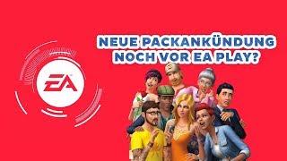 Neue Packankündigung noch vor EA Play? | Short-News | sims-blog.de