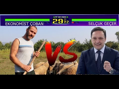 Ekonomist Çoban Vs Selçuk Geçer - Bakalım Kimmiş Yalancı Çoban