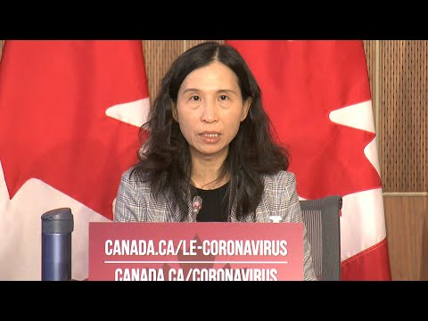 Dr. Tam: Canada could see up to 10K cases of COVID-19 per day
