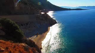 Sonbaharda kaş Kaputaş plajı nasıl?