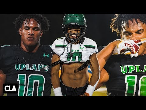 BEST HS LINEBACKER IN LAST DECADE! | 💥 Justin Flowe '20 LB Upland Career Highlights @SportsRecruits from YouTube · Duration:  5 minutes 28 seconds