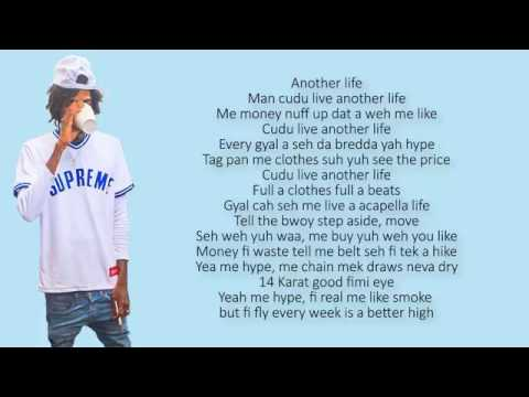 Alkaline- Money Man (Lyrics)