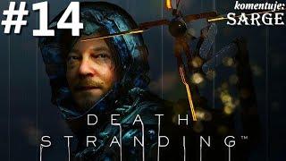 Zagrajmy w Death Stranding PL odc. 14 - Wyrzutnia bolasów