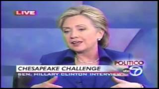 Flashback: When Hillary Clinton Attacked Obama for Backroom Deals with Nuclear Industry Donors
