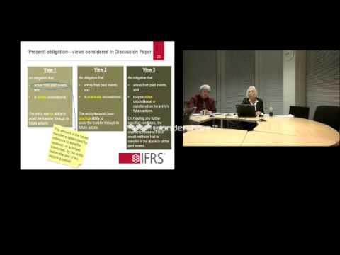 IPSASB Conceptual Framework Seminar