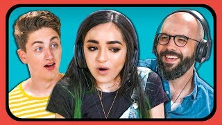 Download YouTubers React To Top 10 Most Liked YouTube Videos Of All Time (Non Music Videos) Mp3 and Videos