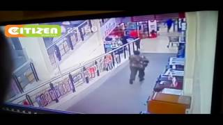 Gangsters raid Naivas Supermarket, escape with Ksh3 million
