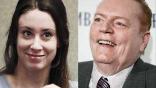 Larry Flynt Offered Casey Anthony $500,000 to Pose NUDE in Hustler Magazine WTF
