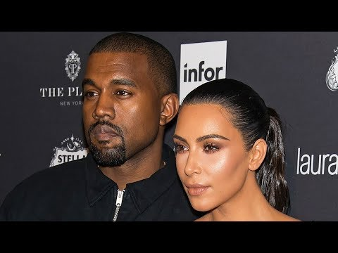 Kim Kardashian & Kanye West Re chicago west