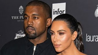 Kim Kardashian & Kanye West Reveal Name Of Third Baby
