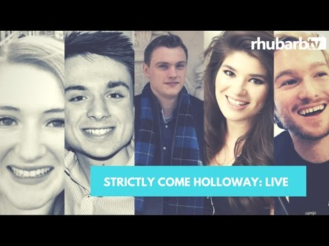 LIVE - Strictly Come Holloway 2016