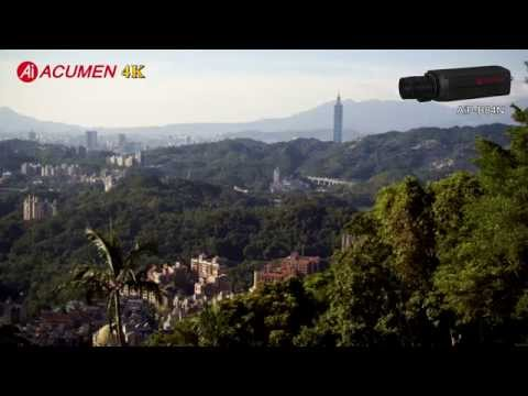 Ai ACUMEN AiP-B84N 4K IP CAMERA. Maokong Gondola