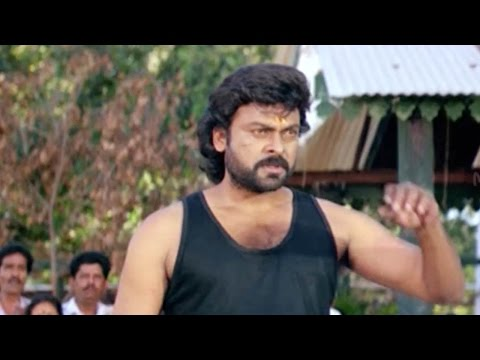 Chiranjeevi & Tanikella Bharani Best Action Scene || Big Boss Movie