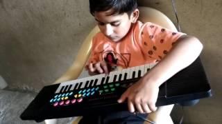 har karam apna karenge on piano cover