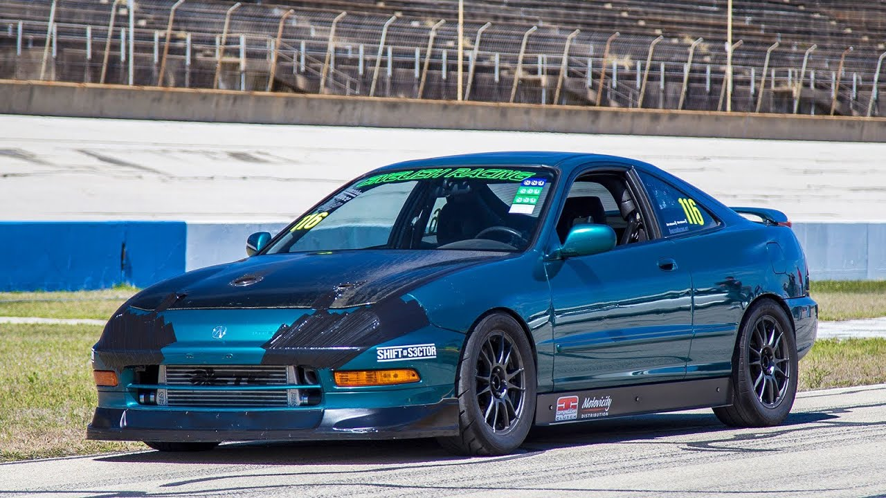 The Turbo Integra That Could 740hp Youtube