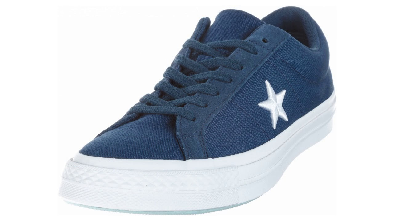 2bc21a5a0f990 One Star Tenisky Converse - YouTube