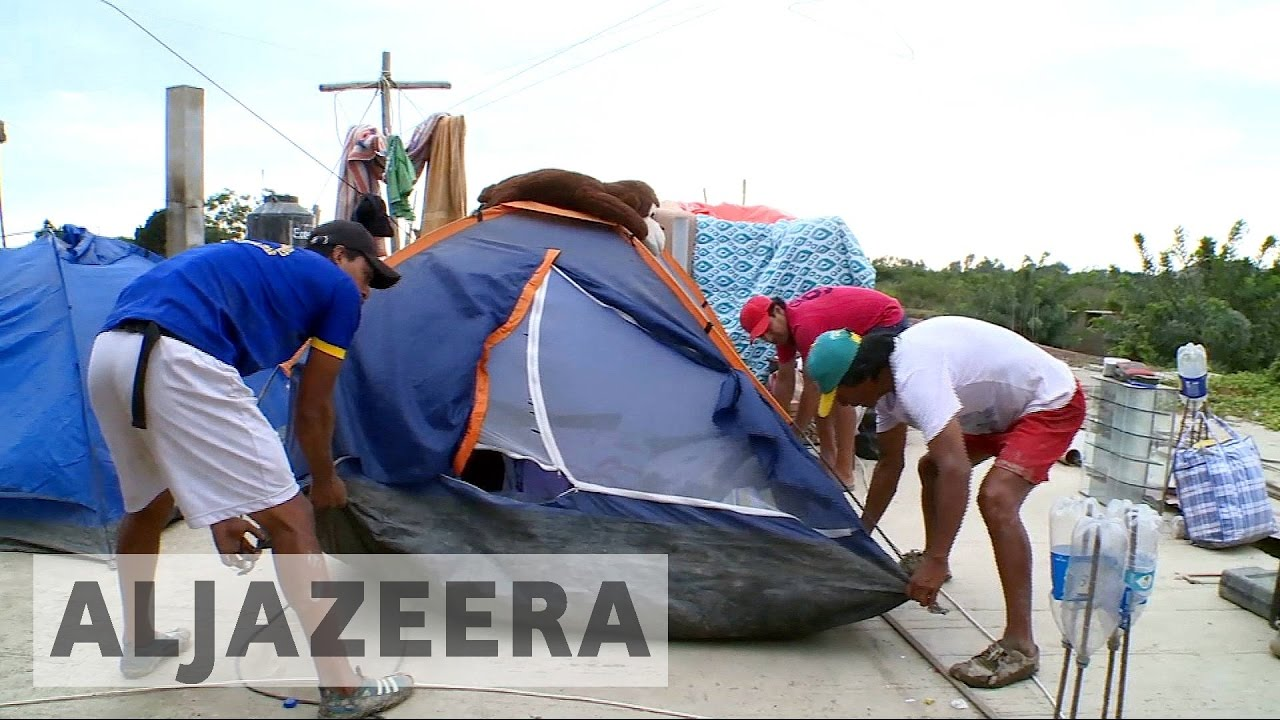 Peru's flood victims hope for recovery