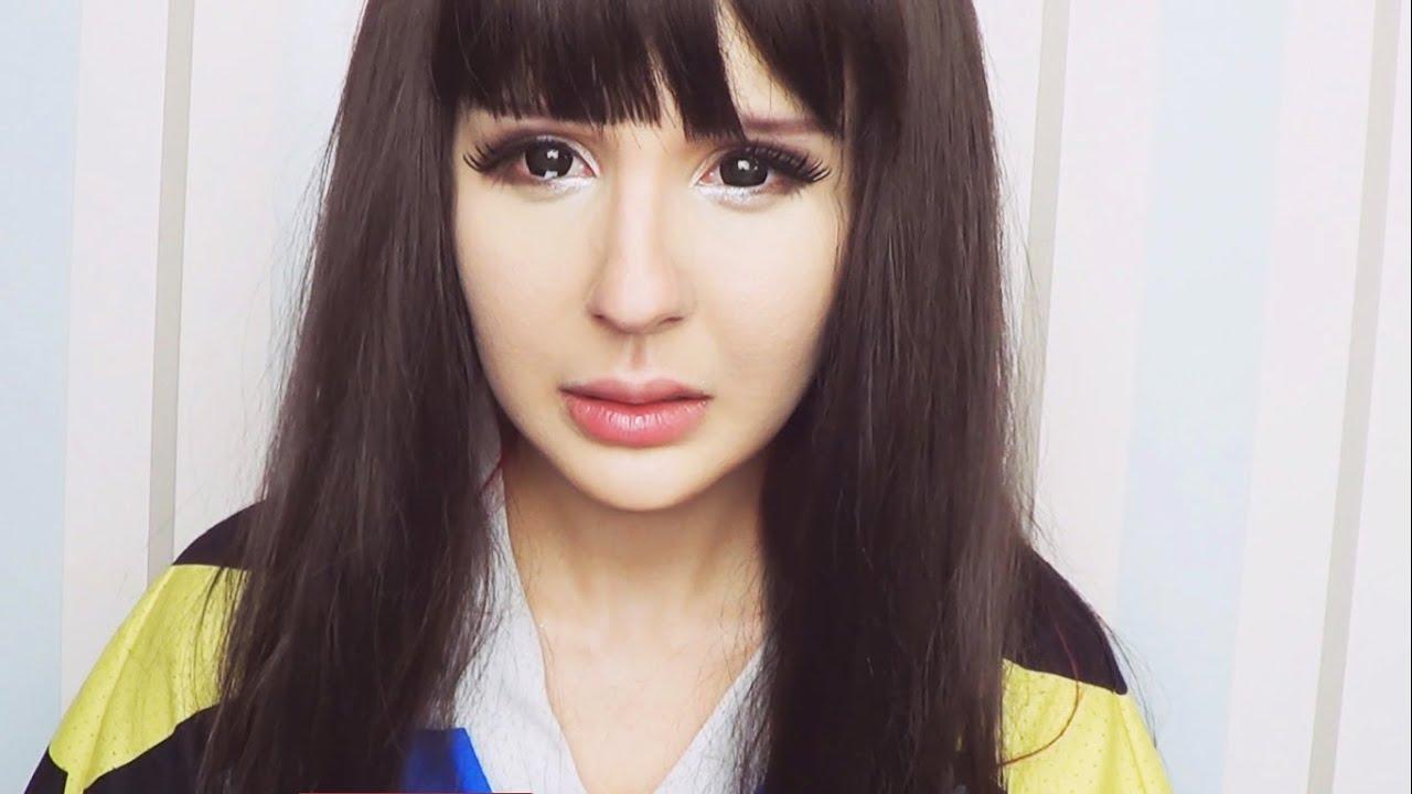 Park Bom Makeup Tutorial By Anastasiya Shpagina Youtube